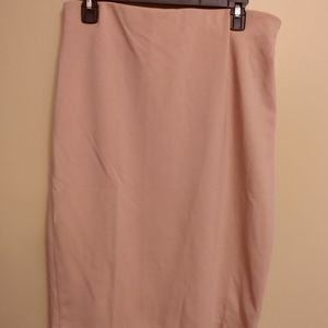 Philosophy pale pink pencil skirt size 12